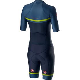 Castelli Sanremo 4.0 Speed Suit Men, dark steel blue